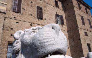Rocca di Soragna, edificata nel 1385