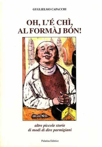 La copertina del libro di Guglielmo Capacchi