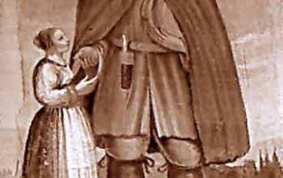 Gadesco – Pieve Delmona (CR) - Diocesi di Cremona - Parrocchiale di Pieve Delmona, Dipinto murale, Masserotti (1719), proveniente dalla Cascina Guzzafame