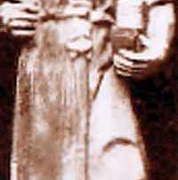 Pizzanco – Frazione Bognanco (Verbania) - Oratorio di San Luguzzone a Pizzanco, Statua lignea, Giulio Gualio (XVII sec., seconda metà) - Diocesi di Novara