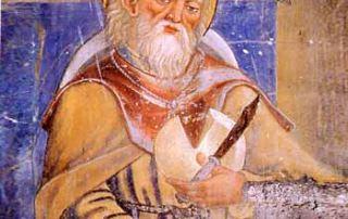 Cravegna – Crodo (Verbania) - Chiesa di San Giulio, Dipinto murale, Battista da Legnano (1537-1539) - Diocesi di Novara
