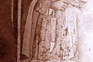 Paruzzaro - Chiesa di San Marcello, Dipinto murale (XV sec.) - Diocesi di Novara