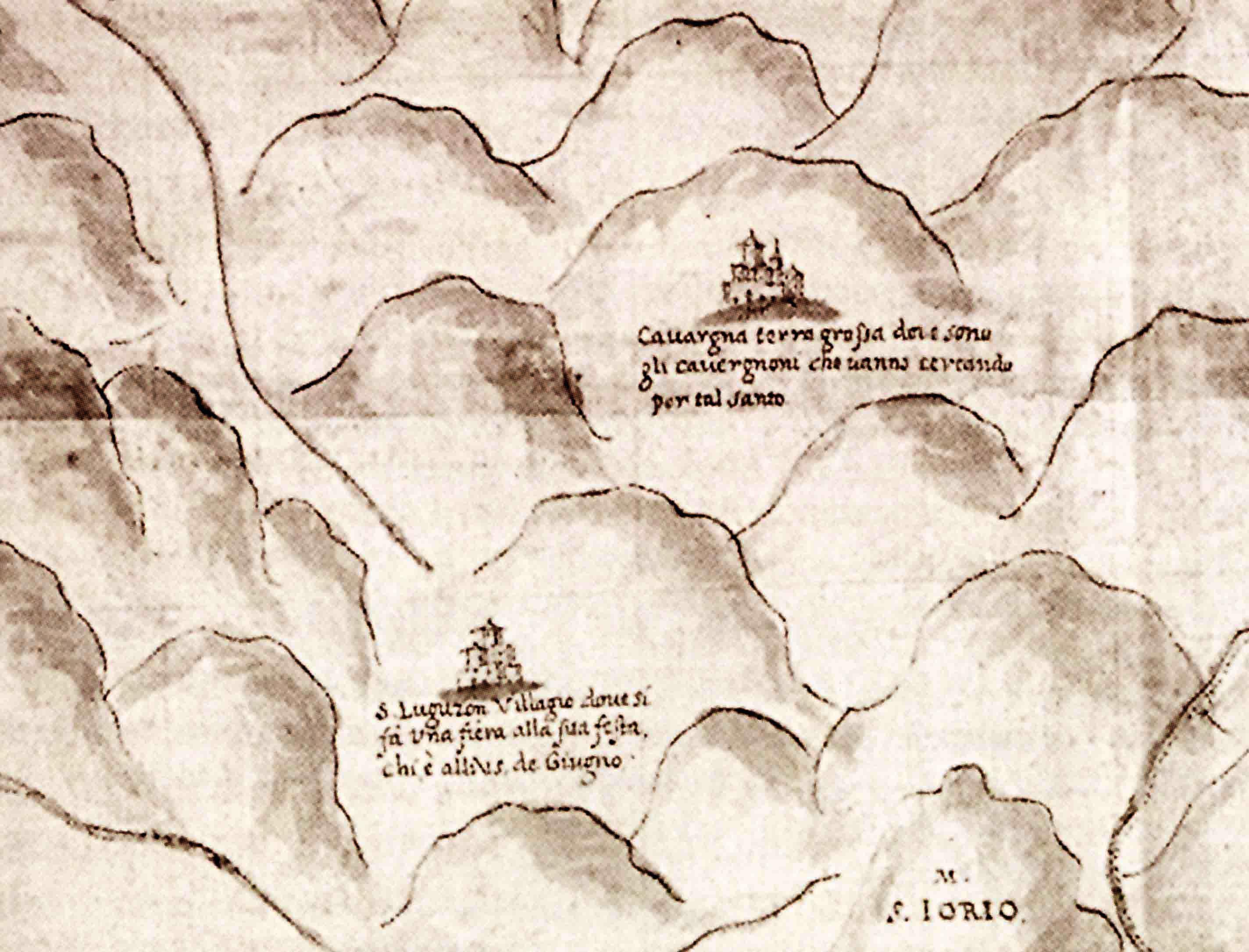 Carta San Lucio ASCPR Parma