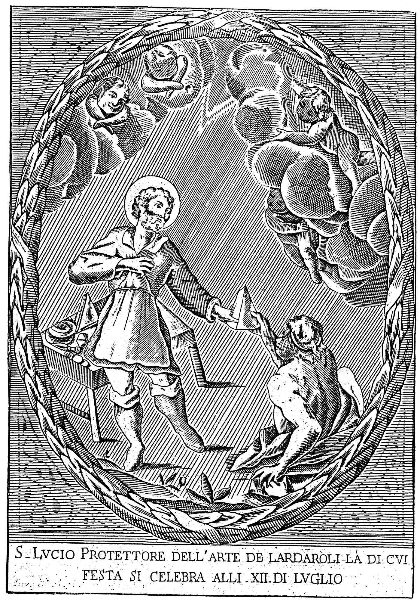 San Lucio Protettore dei